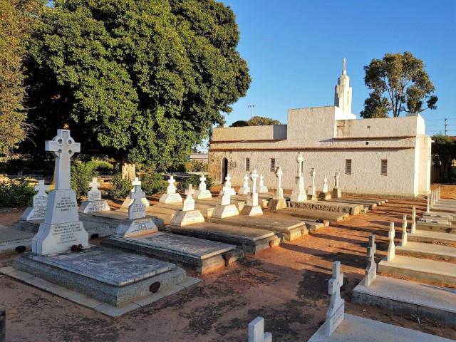 San Spirito Chapel Geraldton Cemetery